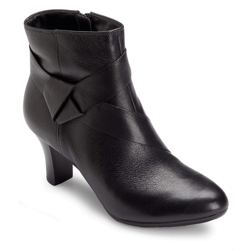 Ordell Knott Bootie  in Black